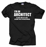 Architect T-shirt Shirt tee Gift for Architect Student