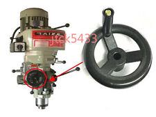 Mp6210 Milling Machine Parts Plastic Feed Hand Wheel 116mm Fit Bridgeport Mill