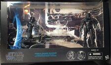 Star Wars Black Series Imperial Shadow Squadron Speeder Stormtrooper EXCLUSIVE