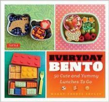 Everyday Bento : 50 Cute and Yummy Lunches to Go by Wendy Thorpe Copley...