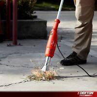 Dekton 2000W Electric Weed Burner Killer Wand Hot Air Blaster Torch 650°c No Gas