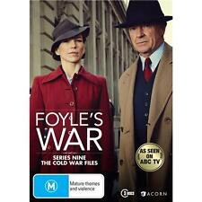 Foyle's Foyles War: the complete Ninth Season 9 DVD R4 New & Sealed 3 Discs