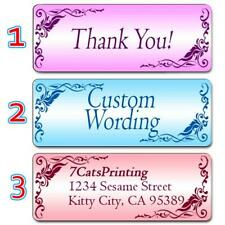 30 Thank You Stickers Custom Labels Personalized Printing