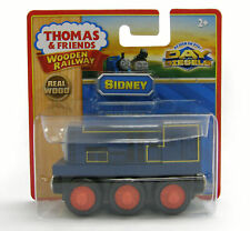 Sidney Thomas the Tank Engine & Friends Wooden Railway Discontinued New