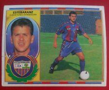 ESTEBARANZ FICHAJE 33 EXTREMADURA, ESTE 96-97, 1996-97, 1996-1997, SIN PEGAR.