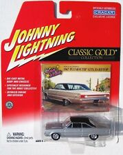 JOHNNY LIGHTNING R17 CLASSIC GOLD 1967 PLYMOUTH GTX HARDTOP BELVEDERE RR