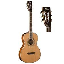 Washburn WP11SNS Parlor  Acoustic Guitar Solid Cedar Top Mahogany Back and Sides