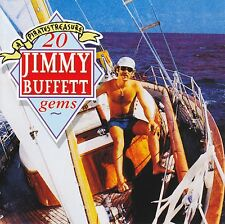 JIMMY BUFFETT - 20 GEMS : A PIRATES TREASURE CD ~ GREATEST HITS / BEST OF *NEW*