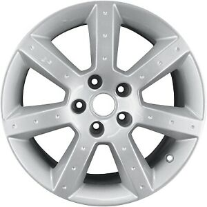 """0932 Nissan 350Z 17"""" 7 Spoke  Single REAR Refurbished Alloy Wheel"""