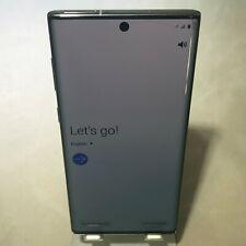 Samsung Galaxy Note 10 256GB - Aura Glow - Unlocked - Cracked - Bad Prox Sens