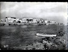 GRUISSAN-PLAGE (11) CITROEN DS & SIMCA aux CHALETS , Bords du CANAL en 1962