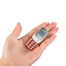 Worlds Smallest Wireless Bluetooth Dialer Mini Dual Sim BM10 Phone Voice Changer