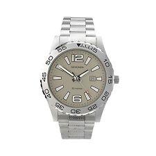 Stainless Steel Strap Sport Analog Wristwatches