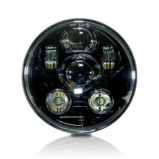 5 3/4 ROUND H4 CONVERSION LED HEADLIGHT DIAMOND REPLACE H5001 & H5006