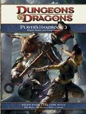 Player's Handbook 3 : A 4th Edition D&D Core Rulebook by Rob Heinsoo, Robert...