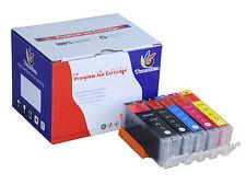 5 PK PGI-270XL CLI-271XL Ink Cartridge For Canon PIXMA TS6020 Printer