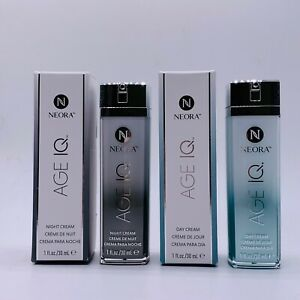 50%OFF Neora Age IQ Night & Day Cream NaturalClinicalProven Anti-ageing FreePost