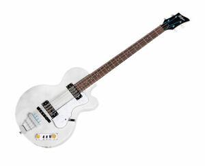Hofner Club Bass Pro Edition Pearl White HI-CB-PE-PW - Used