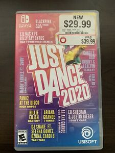JUST DANCE 2020 Nintendo Switch - Complete