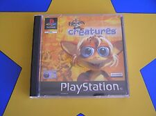 CREATURES - PLAYSTATION - PS