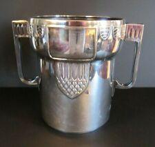 WMF: Sektkühler / Champagne Bucket - Art Nouveau / Jugendstil - um 1905