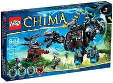 LEGO® Legends of Chima 70008 Gorzan's Gorilla Striker NEU OVP NEW MISB NRFB
