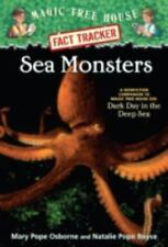 Sea Monsters: A Nonfiction Companion to Magic Tree House Merlin Mission #11: Dar