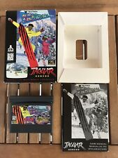 Val d'Isere Skiing and Snowboarding Atari Jaguar
