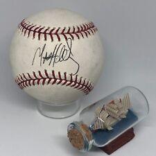 Matt Holliday signed Rawlings OML Baseball JSA Cardinals Yankees Rockies A981