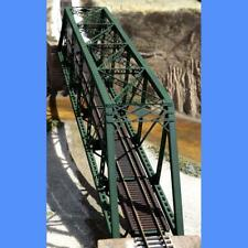 Truss Bridge Kit with Punchplate Girders  CENTRAL VALLEY 31905 HO Scale