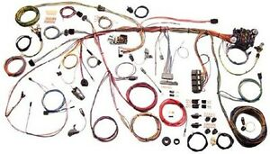 1969 Ford Mustang Wiring kit  69 Classic Update Wiring Harness Series mach1 boss