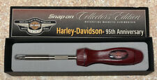 SNAP ON HARLEY DAVIDSON 95TH ANNIVERSARY RATCHETING SCREWDRIVER NEW IN BOX