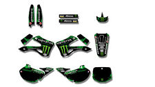 1999 2000 2001 2002 Kawasaki KX 125 KX 250 KX125 KX250 Graphics