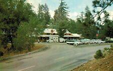 Camp Angeles,Near Barton Flats,CA.Glen Lodge,76 Gas,San Bernardino Mts,c.1950s
