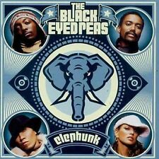 1 CENT CD Elephunk - The Black Eyed Peas