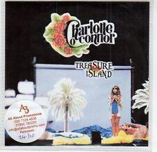 (EF618) Charlotte O'Connor, Treasure Island - DJ CD