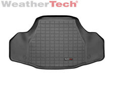 WeatherTech Cargo Liner Trunk Mats - Acura TL with AWD - 2009-2014 - Black