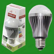 8W =40W LED Ultra Basse Consommation GLS Globe Ampoule,Vis Edison ES E27 Lampes