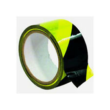 0,13 €/m warn cinta adhesiva de banda marca warnband amarillo/negro musikato 003000590k