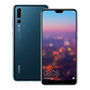 Huawei P20 Pro CLT-L29 6GB / 128GB 6.1-inches LTE Dual SIM Factory Unlocked -...