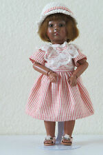 Loulotte/ Loulette  Métisse  N° 2  .  24 cm   Poupée  creation   Doll Half breed