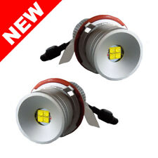40W High Power Cree LED Bulbs for BMW OEM ANGEL EYES - 7000K HYPER WHITE