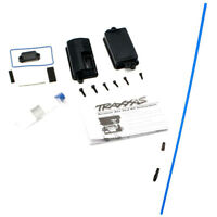 Traxxas Stampede 2wd XL-5 VXL * WATERPROOF RECEIVER BOX, GREASE & ANTENNA TUBE *