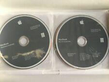 Apple For Macbook OS X 10.6.1 Installation Media - 2009