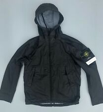 Stone Island Membrana 3L Tc Jacket Black Bnwt RRP £535 Osti Casuals