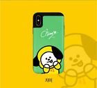 Official BT21 Card Bumper Phone Case Cover Shockproof for iPhone Galaxy KPOP BTS