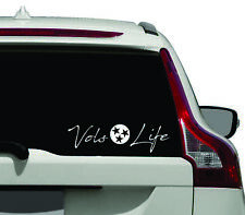 VOLS LIFE UT UNIVERSITY OF TENNESSEE WINDOW DECAL STICKER