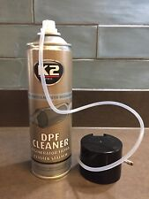 K2 PROFESSIONAL DPF DIESEL PARTICULATE FILTER CLEANER - NO DISMANTLING!! - 500ml