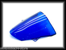 bulle double courbure KAWASAKI ZX10R 2008/2010 BLUE / BLEU