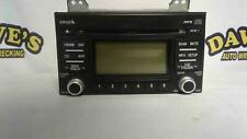 09-10 KIA SEDONA RADIO AUDIO STEREO AM/FM SIRIUS HEAD UNIT DASH 96160-4D620